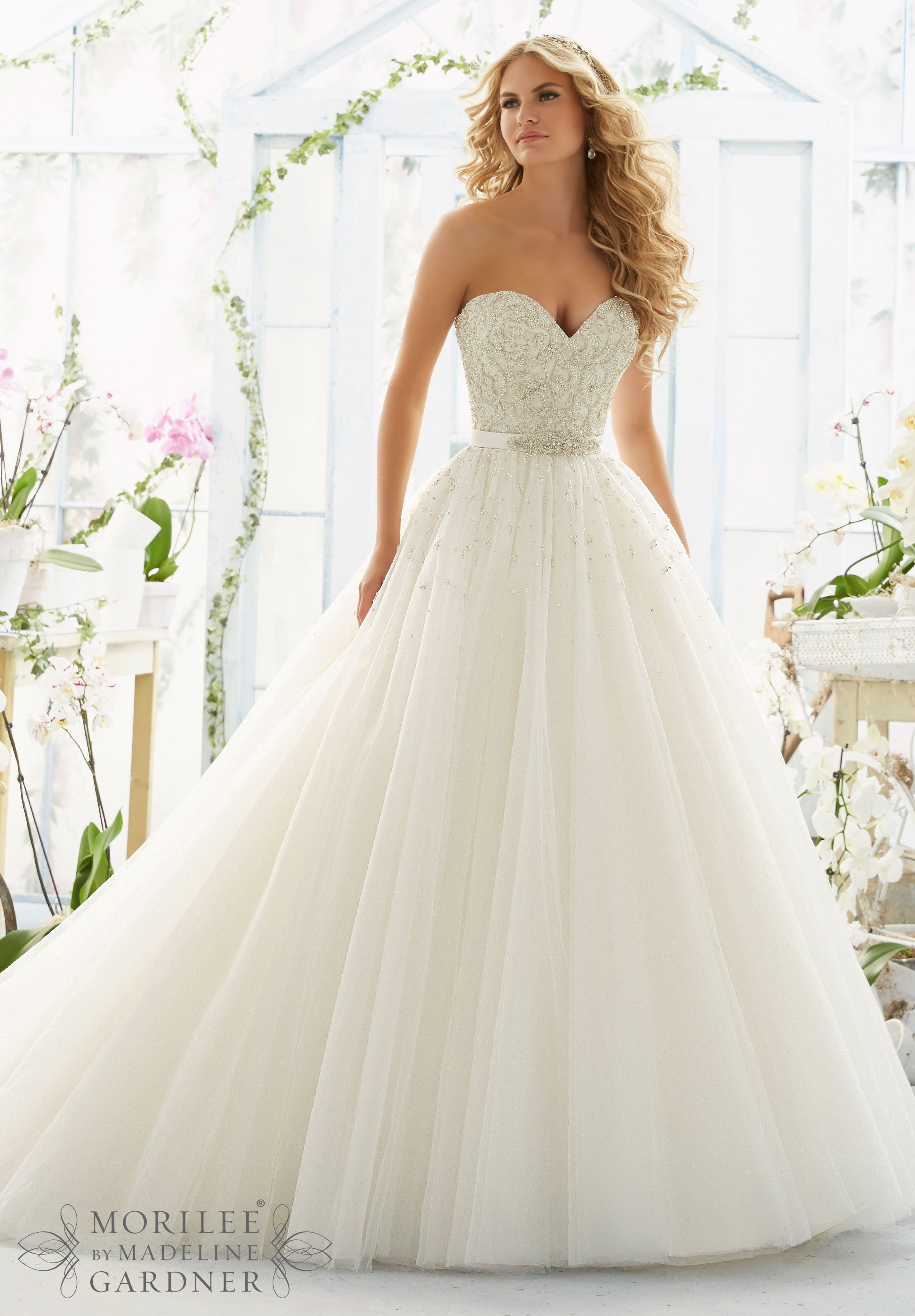 Outstanding Mori Lee Bridal Gowns Image Collection - Top Wedding ...