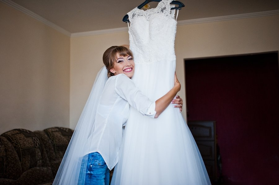 Tips for Storing Your Bridal Gown